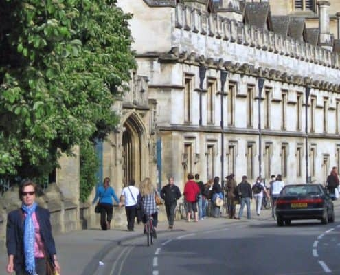 Letter from the Editor - Magdalen College Oxford